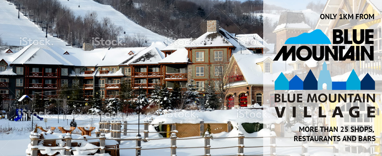 TYROLEAN VILLAGE RESORTS at Blue Mountain, Collingwood